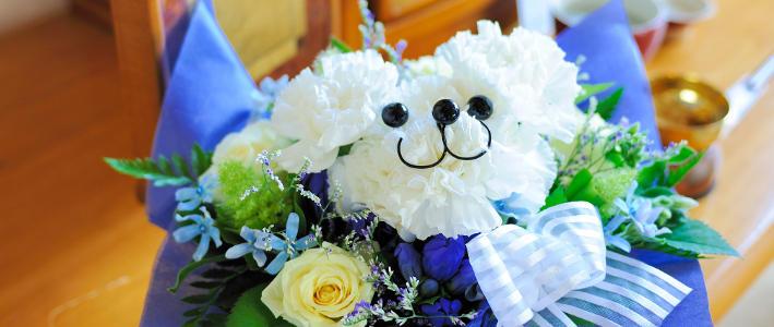 故人様を偲んで、月命日に贈りたいお花。:知って得する!?お花や観葉 ...