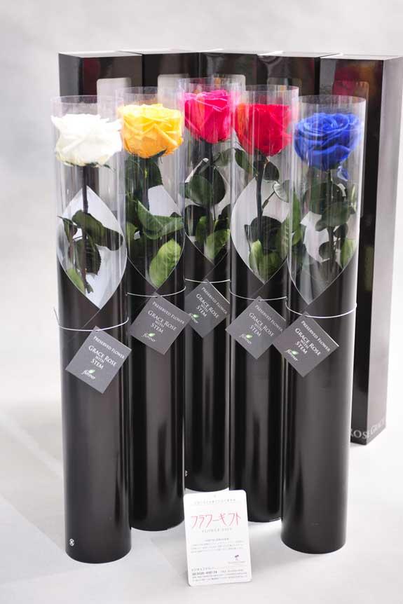 <p>Luxury Roseは様々なカラー(全9色)をご用意しました。法人・個人を問わず、ギフトや贈り物のシーンを盛り上げるプリザーブドフラワーです。</p>