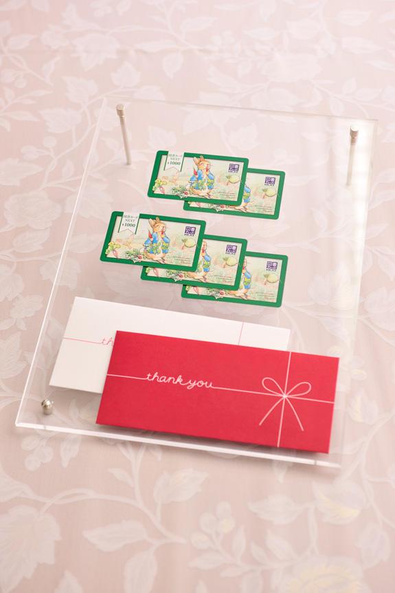 <p>商品券(図書カード5,000円分)</p>