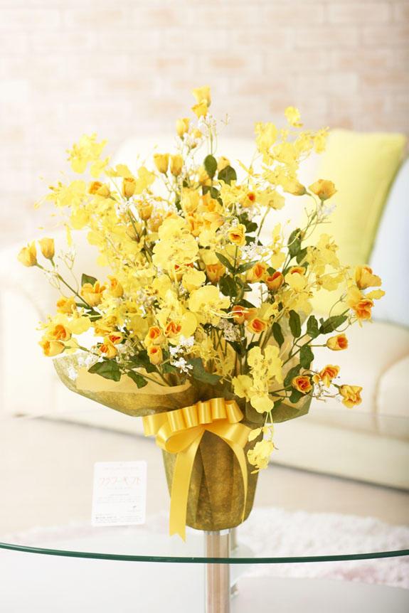 <p>リアリティを追求した高級造花アートです。</p>