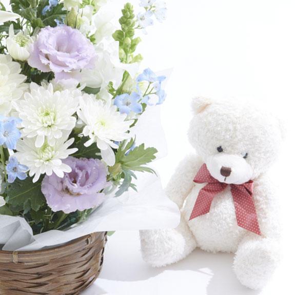 <p>写真は供花に添えたイメージです。</p>